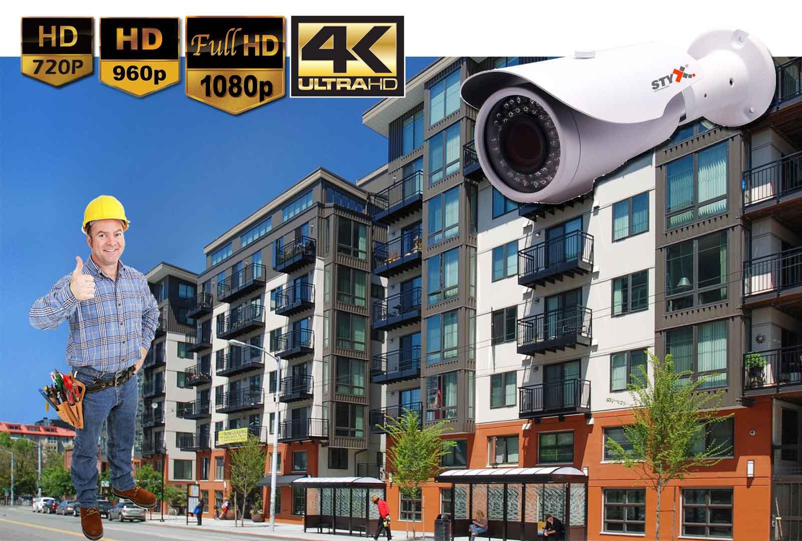 Apartman Kamera Sistemleri