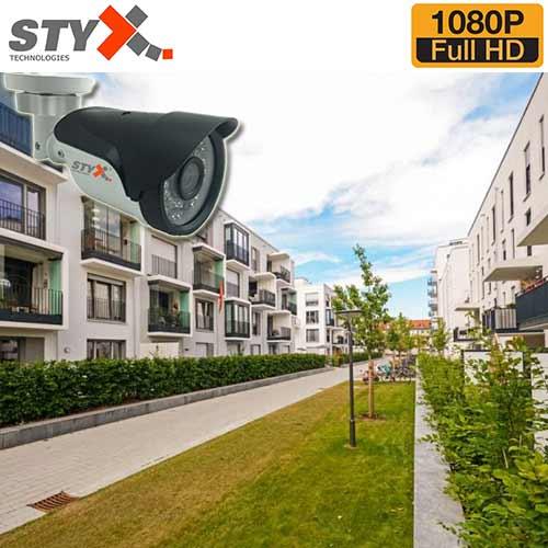 Apartman çevre güvenliği ve kamera güvenlik sistemi