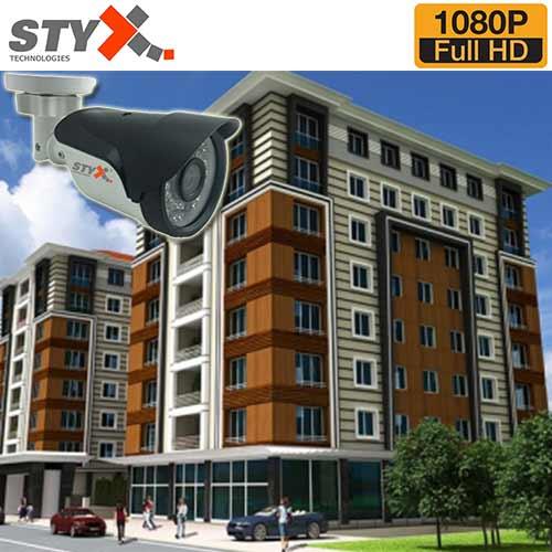 apartman güvenlik kamera sistemleri