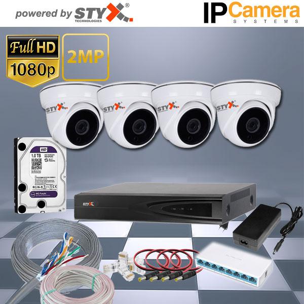işyerleri ve ofisler için ip kamera sistemi
