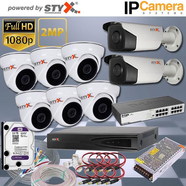 işyeri kamera sistemi, ip güvenlik kamera sistemi